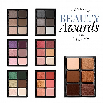 viseart-theory-palette-sverige-swedish-beauty-awards-2019-arets-ogonmakeup