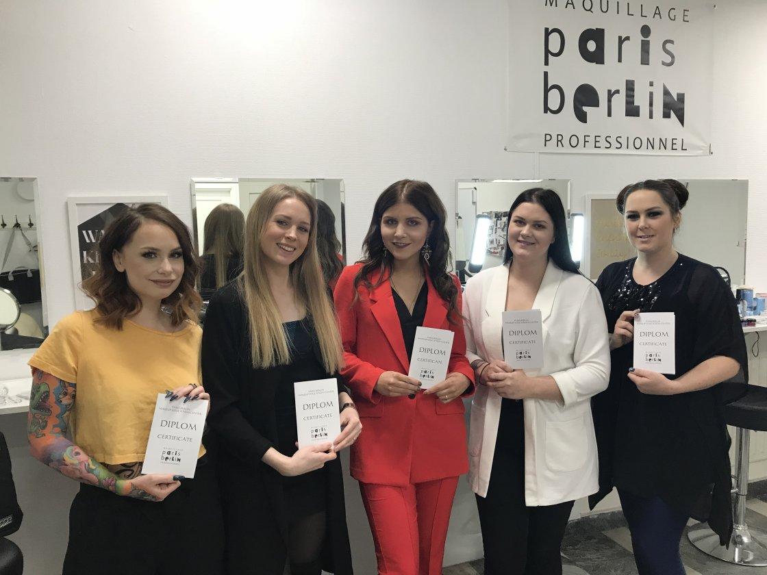 Makeup artist utbildning