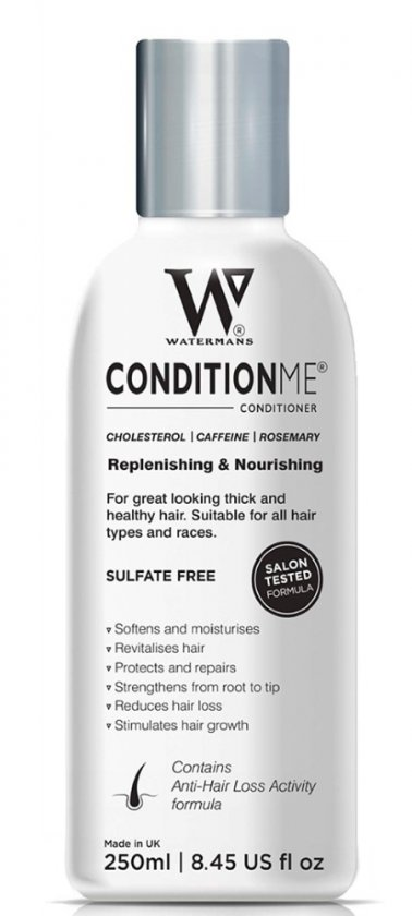 watermans sverige hair growth conditioner balsam condition me
