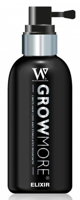 watermans hair growth elixir grow more serum sverige